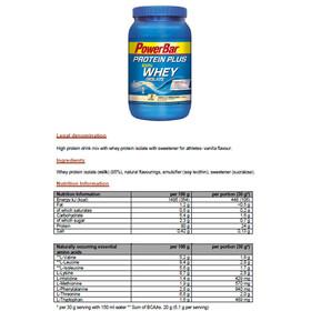 PowerBar ProteinPlus Whey Isolate 100% Dose Vanilla Paradise 570g